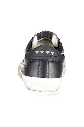 Guess Black Sneaker Fmryn4ele12 Guess Nero Black Sneaker Ef0w6xqCn