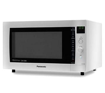 PANASONIC Horno microondas NN-CD560MEPG - Plateado