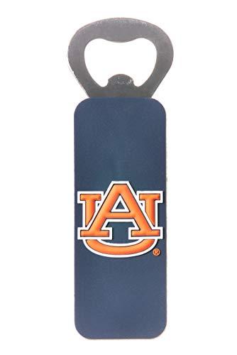 AUBURN TIGERS NCAA PVC BOTTLE OPENER - Ncaa Auburn Tigers Bottle Opener