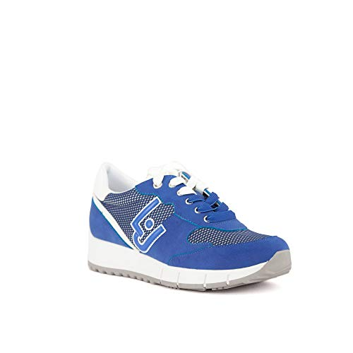 Deep Liu Px027 Jo Blue B19019 Sneakers Donna q8z7avW8w