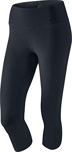Nike Womens Dri-Fit Legendary Training Tight Capris-Black-XL