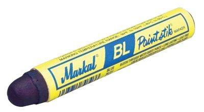 Paintstik BL Markers, 11/16 in, Blue (12 Pack)