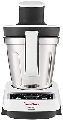Moulinex hf4041 volupta Robot de cocina multifunción con cocción ...