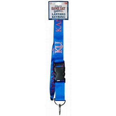 University of Kansas Keychain Lanyard