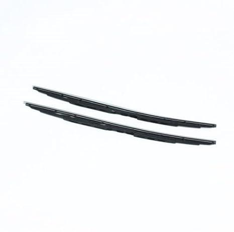 bocid 2pcs Valeo OES 550 mm parabrisas limpiaparabrisas para Audi A4 S4 B6 8E Quattro 00 - 04 8e1 955 425 un 8e0 955 425 A: Amazon.es: Coche y moto