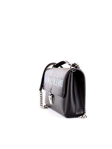 Sac d'épaule K40K400387 Klein Noir Calvin Femme 8qgvxwR7