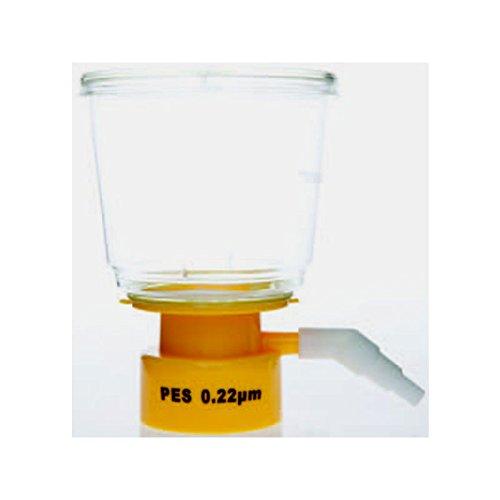 Bottle Top Vacuum Filter, 500m, PES Membrane, 0.22µm, 24 Filter Tops/Unit by Olympus Plastics