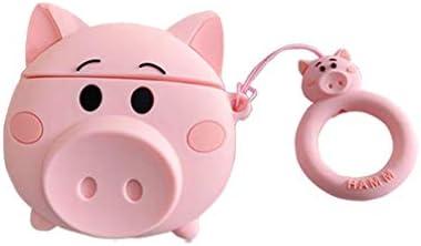 Amazon Com 3d Cartoon Airpod Case Pig For Apple Airpods 1 2 Cute