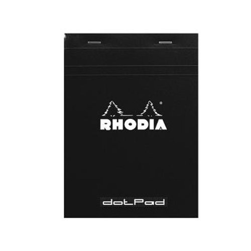 Rhodia Black Dot Pad N 19 8 3 X 12 5