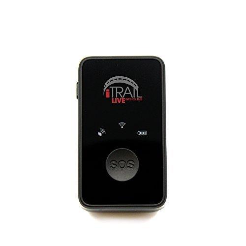 iTrail GPS900 Solo Portable GPS Live Tracker by KJB
