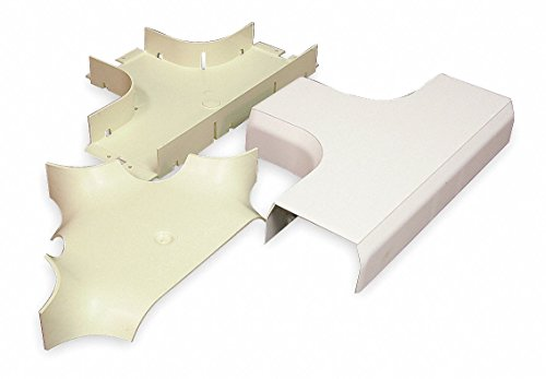 PVC Tee For Use With 40N2 Raceway, (Wireway Tee)