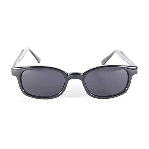 X-KDs Unisex-Adult Biker sunglasses Grey One Size