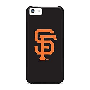 New Style Cases Covers Xik10998DGkh Baseball San Francisco Giants 3 Compatible With Iphone 5c Protection Cases