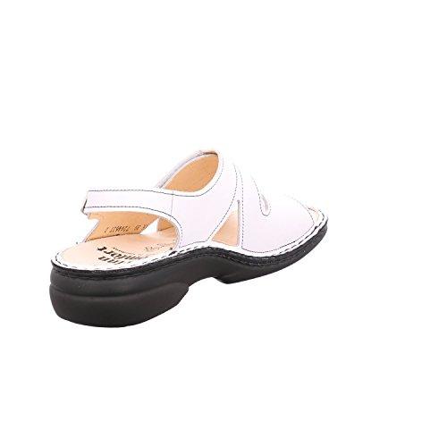 Femmes Blanc Finn Comfort® Finn Comfort® Blanc Milos Sandales wPnP1qx
