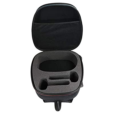 SODIAL Portable Storage Case Cover Hard Carrying Bag for Vive Focus Plus Vr