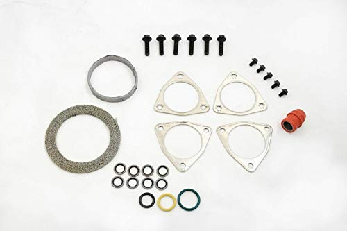 RDP Turbo Hardware/Mounting Install Installation Kit Compatible with 2008-2010 Ford 6.4L Powerstroke Diesel
