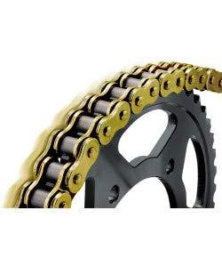 Bikemaster 530bmor-Bmc/g Clip Connecting Link For 530 Bmor Series O-Ring Chain - Gold