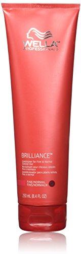 Wella Brilliance Conditioner Fine Hair
