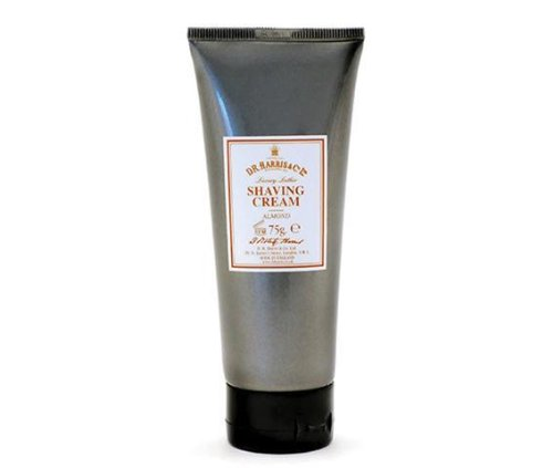 D. R. Harris Almond Shaving Cream Tube - 75g