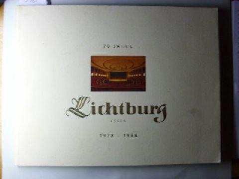 70 Jahre Lichtburg Essen 1928 - 1998