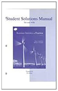 student solutions manual to accompany book by bruce l bowerman rh thriftbooks com business statistics in practice 6th edition solutions manual pdf Business Statistics in Management