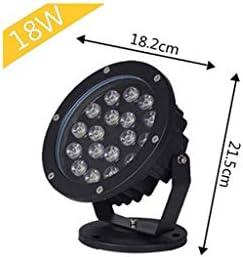 LED-Flutlicht, Scheinwerfer-Farblicht im Freien, superhelles wasserdichtes Arbeitslicht im Freien, Scheinwerfer für Werbelampen, Projektionslicht für die Landschaftsgestaltung