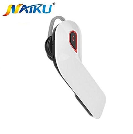 NAIKU Auriculares inalámbricos Bluetooth 4.1 Auriculares con ...