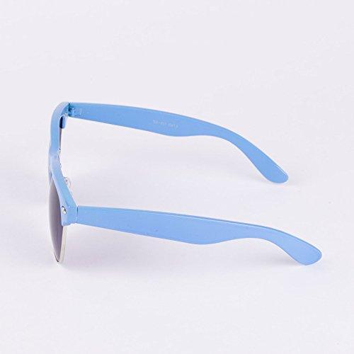 Lunettes Browline Turquoise Unies De Soleil rqwPvxSr4