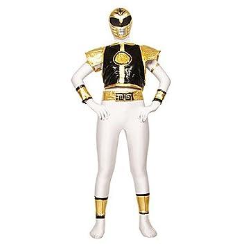 Power Ranger Dairanger Kiba montaraz Zentai hombres traje de ...
