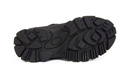 Ranger Mens Hellion Pac Boots Black HLQ8b