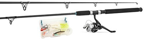 Ready 2 Fish Striper Spinning Striper Spinning Combo - 2 Fish Combo Ready