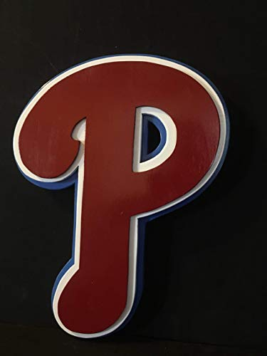 Philadelphia Phillies Wood Sign ()
