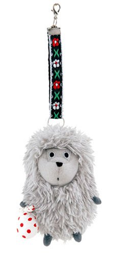Hedgehog in the Fog Stuffed Animal Key Chain (Hedgehog)