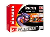 Best Data Ati Radeon X1600 Agp 256MB Diamond Graphic Video Card