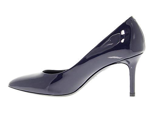 Bleu Cuir Femme Fd5065blu Escarpins Fabi w4gBqcEg