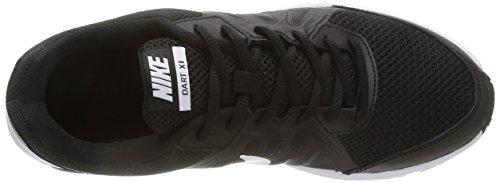 Nike Dart 11 - Scarpe Sportive Uomo Multicolore ( Black / White-dark Grey-white )