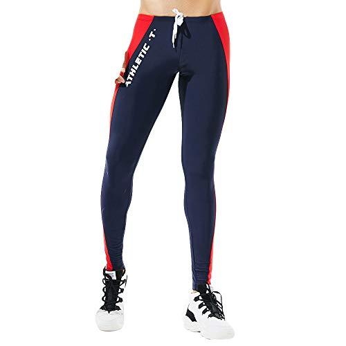 Men's Pants, Fashion Coloured Sports Fitness Pants Fast-Drying Breathable Tights Sport Pants ℘Shusuen℘ Dark Blue