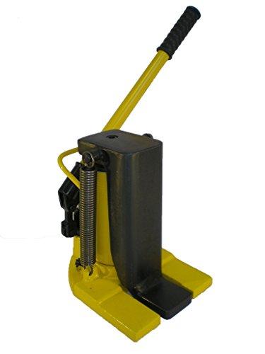 5 Ton Hydraulic Toe Jack Ram Machine Lift Cylinder QD-5
