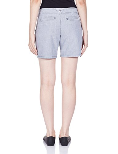 Sportswear Navy Marino Solar Oxford Columbia Azul Fade Cortos collegiate Mujer 4wxZdO