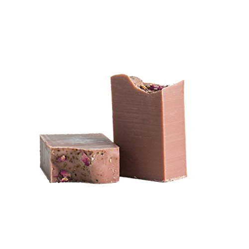 (Pacha Soap Company Petal to the Metal 4 Oz. Natural Soap)