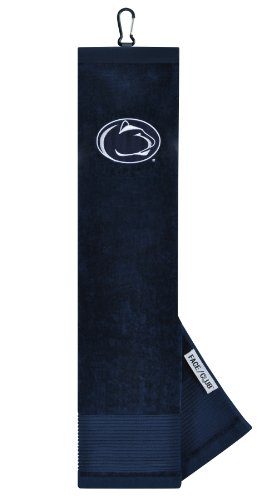 Penn State Nittany Lions Face/Club Embroidered Towel