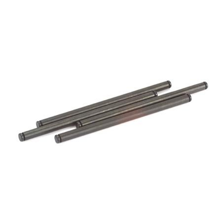 40023 Lower Arm Shafts 4mm 9.5 RTR Pro (4)