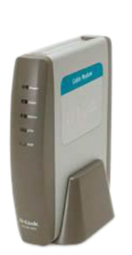 D-Link DCM-201 USB/Ethernet Cable Modem, DOCSIS 1.1 Certification