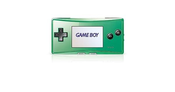 Gameboy Micro Green: Amazon.es: Videojuegos