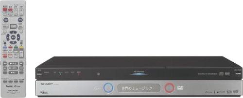 シャープ 160GB DVDレコーダー AQUOS DV-AR11   B000BPJQU4