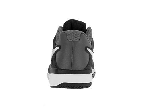 Scarpe grigio Grigio Vapor da Bianco Uomo Air Nike Tennis Advantage Nero Scuro Bianco Nero FZxztc7q