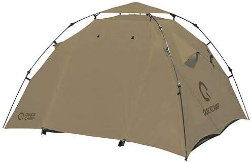クイックキャンプ (QUICKCAMP) ダブルウォール ドームテント 3人用 QC-DT220