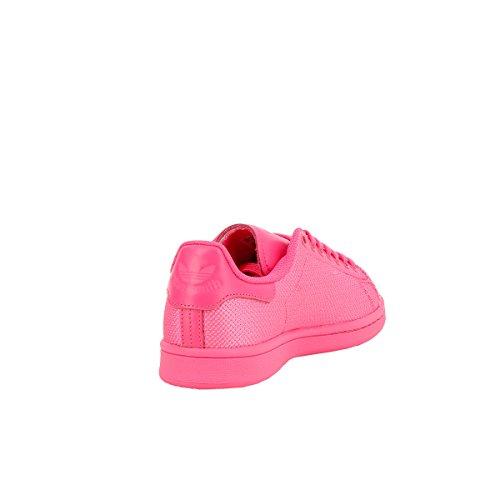adidas Unisex-Erwachsene Stan Smith Gymnastik Rosa
