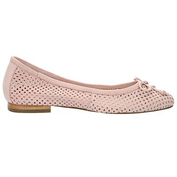 Caprice 22101-22 Donna Ballerine Classiche ballerine ballerina scarpe Estive elegante nodo tempo Libero