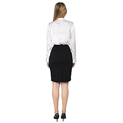 Marycrafts Women's Work Office Business Pencil Skirt at Women's Clothing store